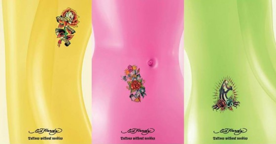 Ed Hardy - Tattoos Without Needles