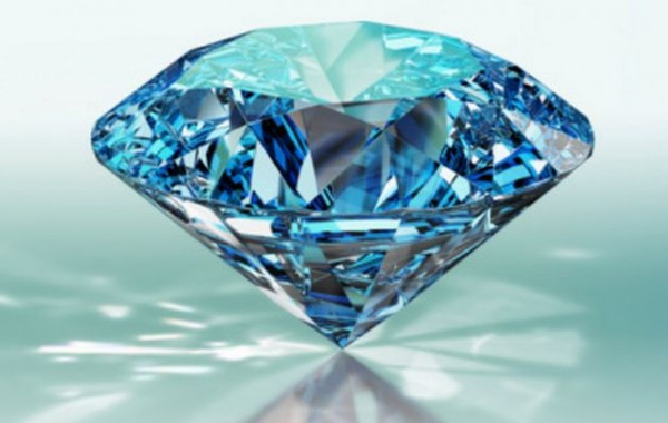 Diamond (not the one bought)