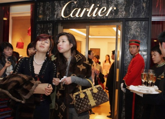 Chinese luxury consumers
