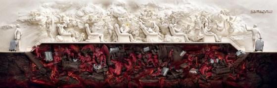 Samsonite - Heaven and Hell