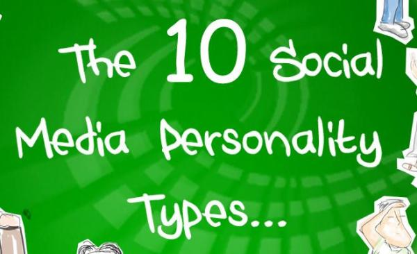10 Social Media Personality Types
