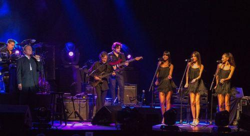 Julio Iglesias concert