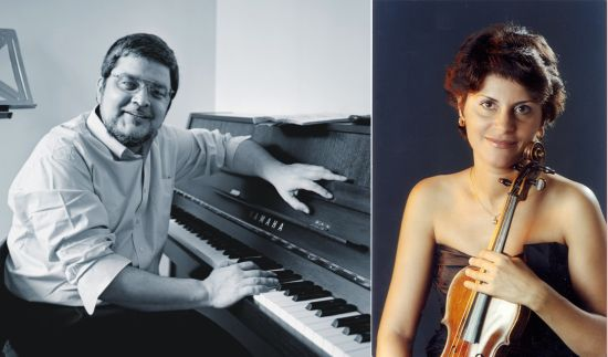 Mihai Ungureanu si Cristina Anghelescu