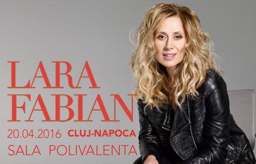 Concert LARA FABIAN București