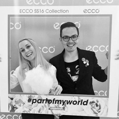 Lansarea oficiala a colectiei ECCO Natural Imperfection