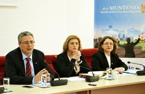 POR 2014 – 2020: Despre dezvoltarea patrimoniului natural şi cultural şi revitalizarea oraşelor din Sud Muntenia