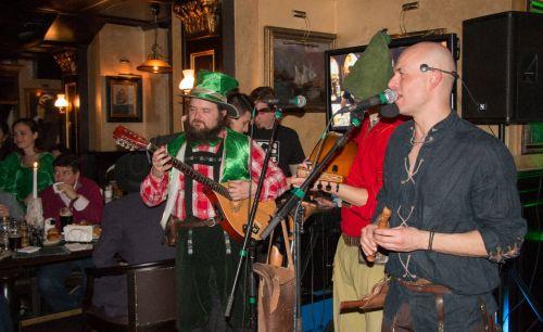 St. Patrick's Day 2016 Guinness si Golin au readus spiritul irlandez in Romania