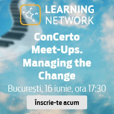 ConCerto Meet-Ups - Managing the Change!