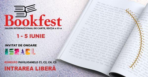 Salonul Internațional de Carte Bookfest 2016