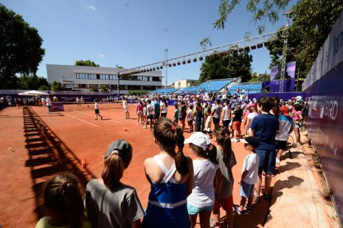 Mercedes-Benz sustine turneele WTA BRD Bucharest Open si Cupa Davis