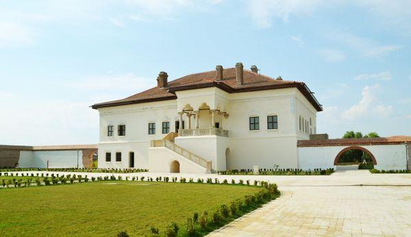 Palatul Brâncovenesc din comuna Potlogi, județul Dâmbovița