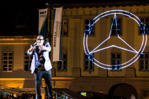 Mercedes-Benz este Maşina Oficială a Media Music Awards pentru a treia oară consecutiv