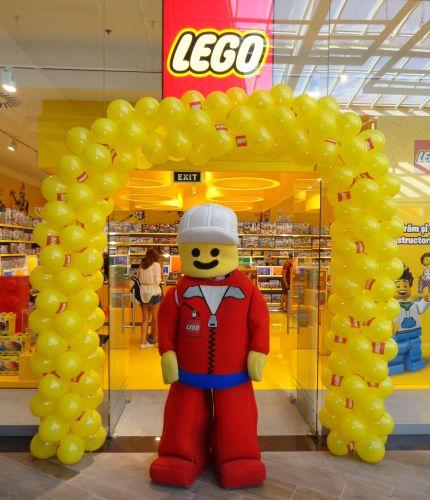 Un nou Magazin Certificat LEGO® în Park Lake Bucureşti