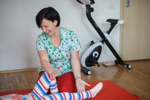 Gabriela Nedel lucru Infant Kineto Clinic