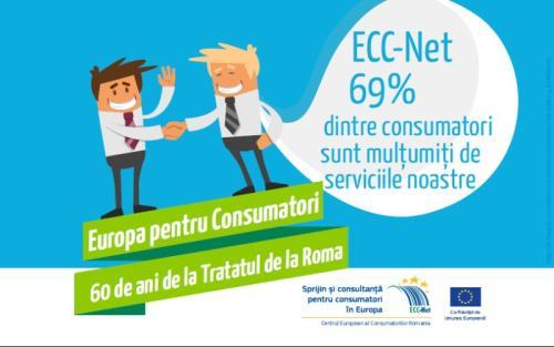 60 de ani de Comunitate Europeana – Simplificam trecerea granitelor pentru consumatori