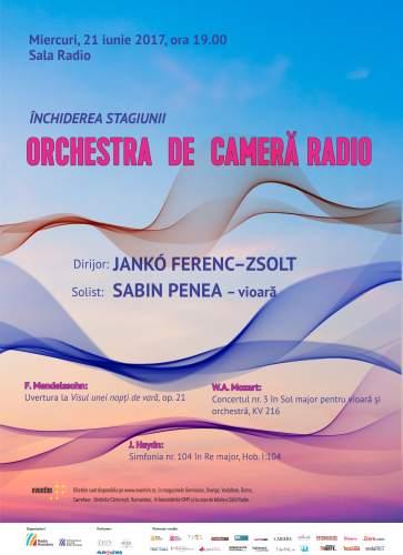 #Concert   Orchestra de Cameră Radio