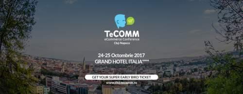 TeCOMM eCommerce Conference&Expo 2017