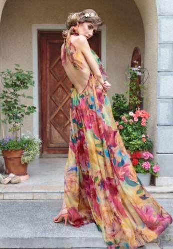 Lansare AKASHA ASAI: rochii demi-couture cu aer regal