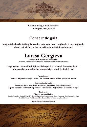 "Festivalul Internațional ""The International Grand Prix of Romania TROPHAEUM ARTIS CANTORUM"""