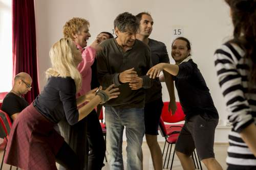 Spectacol-eveniment la Teatrul Dramaturgilor Români!