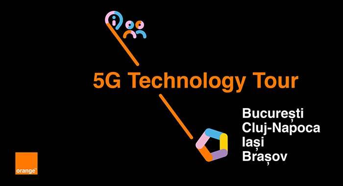 Orange anunta 5G Technology Tour