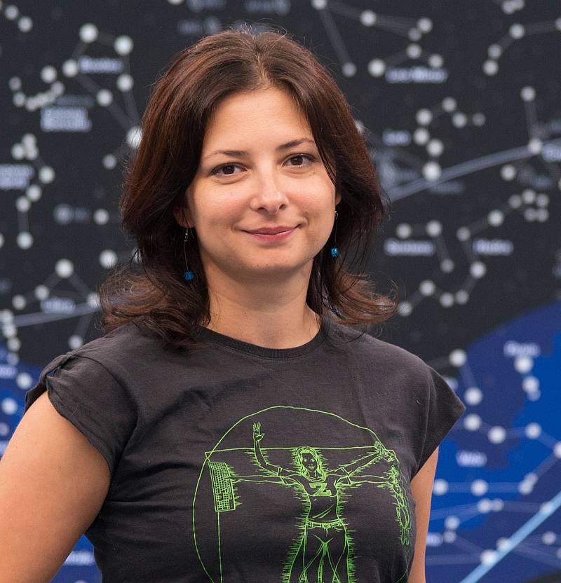 Simona Lapusan COO Zitec