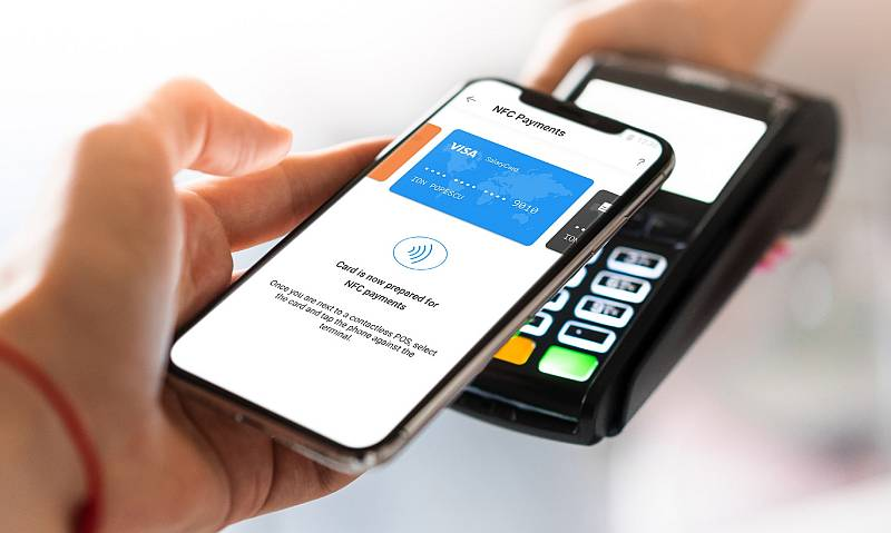 mobilPay Wallet NFC Payments