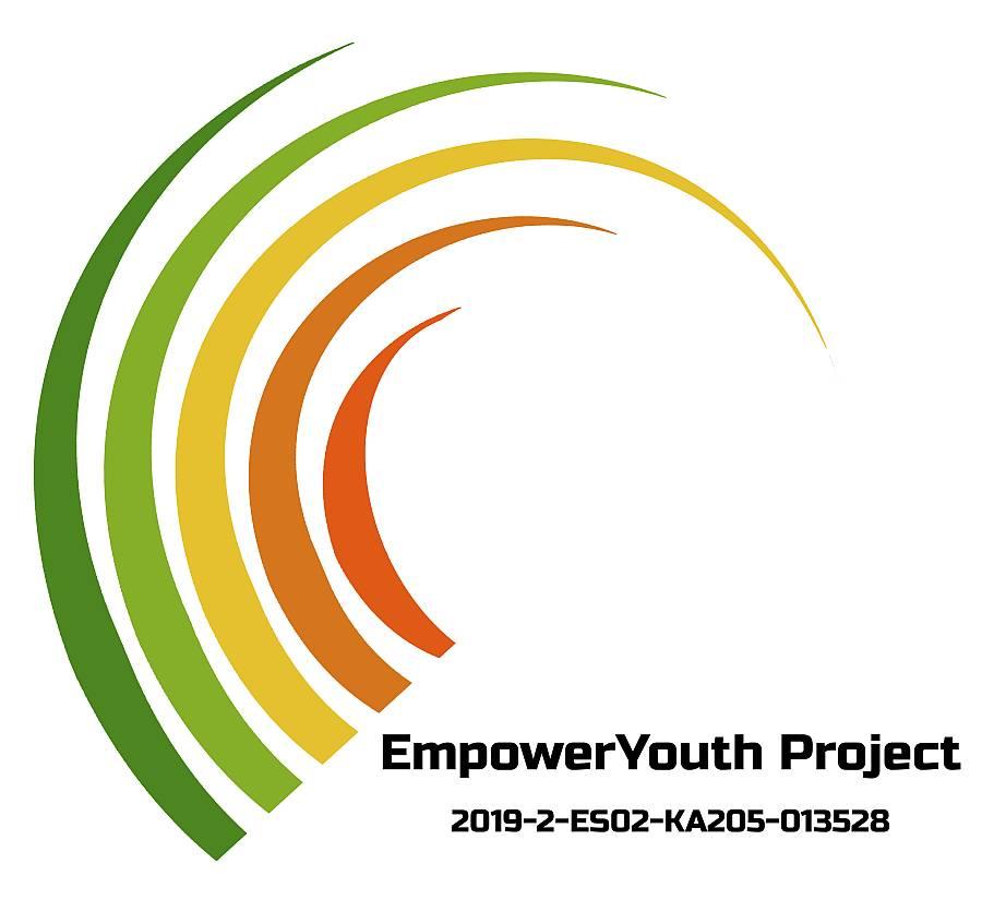 Logo EmpowerYouth, proiect Erasmus+