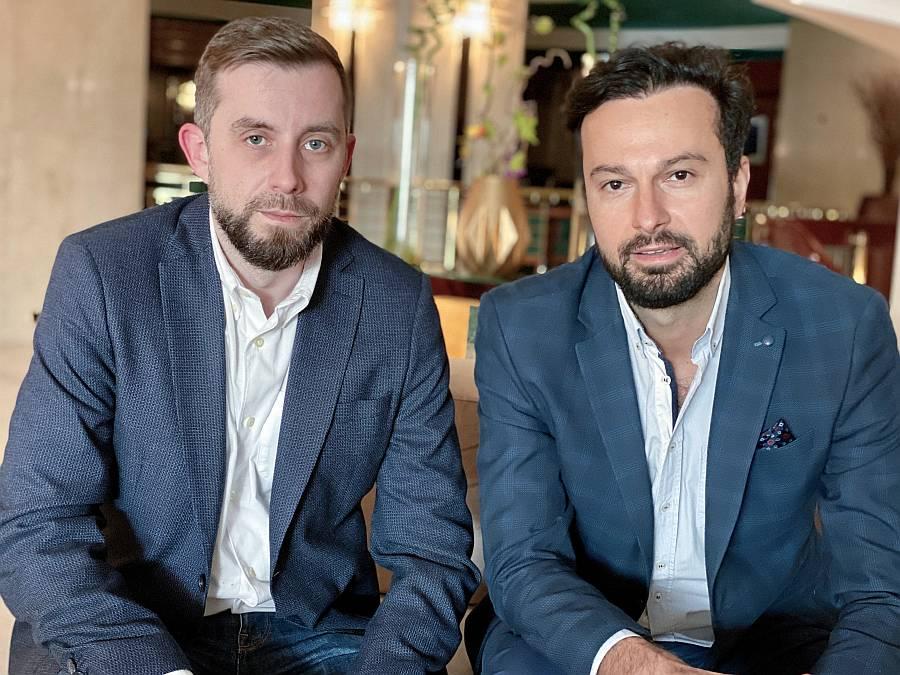 Mario Popescu si Bogdan Ciubotaru