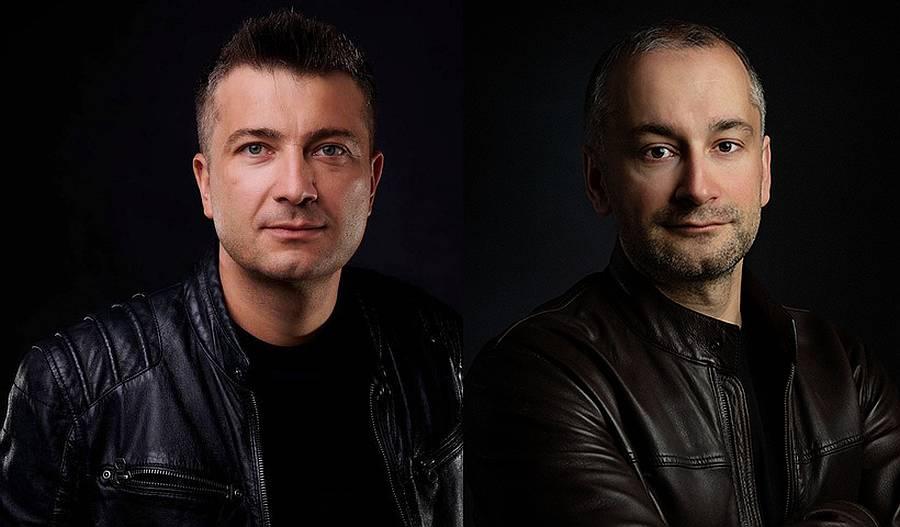 Mircea Capatina (SmartBill) si Bogdan Colceriu (Frisbo)