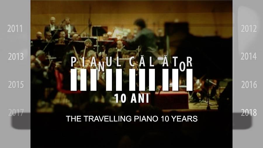Pianul Călător - 10 ani