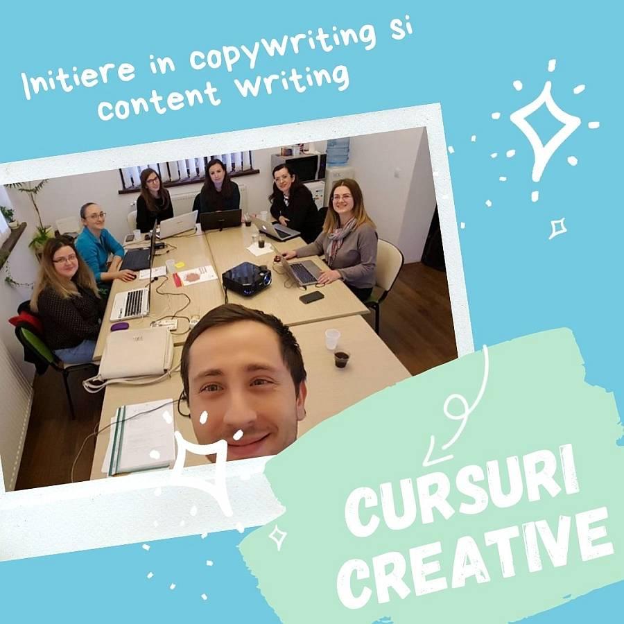 Cursuri creative copywriting