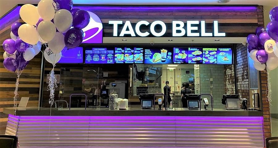 Taco Bell Palas Mall