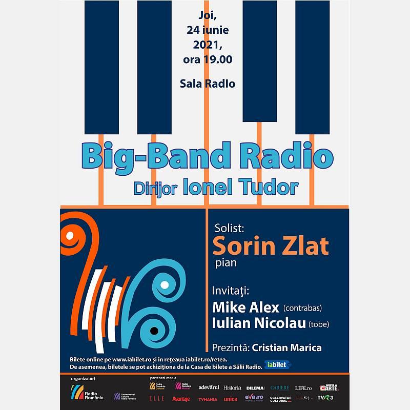 Afis Big Band Radio 24 iunie 2021