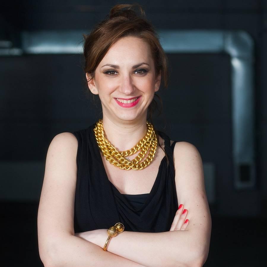 Manuela Gogu, Creative Director Golin