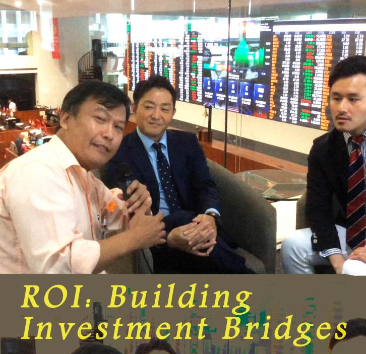 ROI: BUILDING INVESTMENT BRIDGES