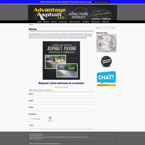 Advantage-Asphalt