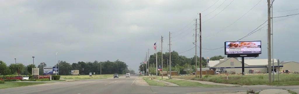 37th & Maize Rd (South Face) Billboard Wichita, KS