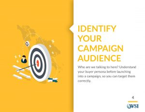 Identify your Campaign Audience