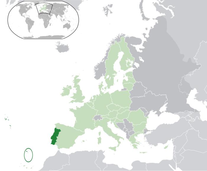May 22 - Madeira Map