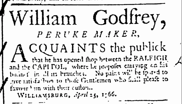 May 4 - 5:2:1766 Virginia Gazette