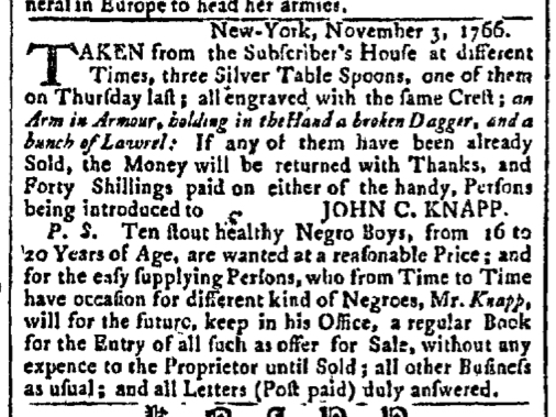 nov-10-new-york-gazette-slavery-1