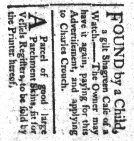 Mar 10 - 3:10:1767 South-Carolina Gazette and Country Journal Page 6