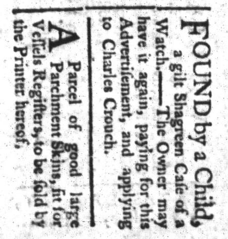 Mar 10 - 3:10:1767 South-Carolina Gazette and Country Journal Page 6