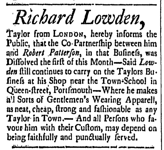 Mar 13 - 3:13:1767 New-Hampshire Gazette