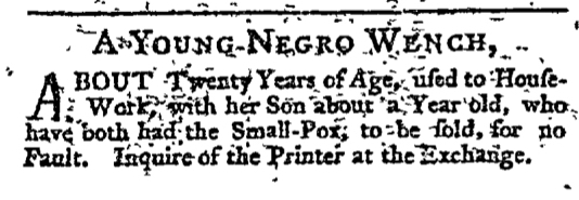 Mar 19 - New-York Journal Supplement Slavery 1