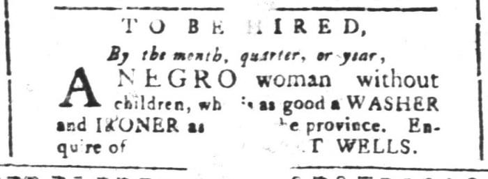Jul 17 - South-Carolina and American General Gazette Slavery 7