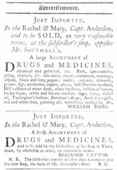 Jun 11 - 6:11:1767 Virginia Gazette