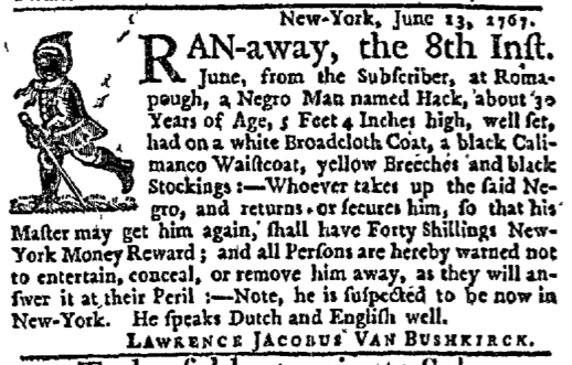 Jun 25 - New-York Journal Slavery 1