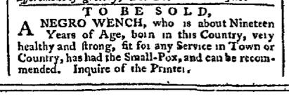 Aug 3 - Pennsylvania Chronicle Slavery 2